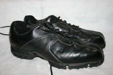 Nike Tiger Woods Black Leather Golf Shoes 12 / 46