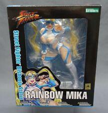 Street Fighter Bishoujo Rainbow MIKA 1/7 Kotobukiya Japan