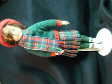 "1991 Avon Collectible ""Skating Party"" Porcelain Doll"