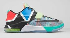 Nike KD 7 VII SE What The Size 10. what the ext red global game bhm aunt pearl