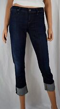 CITIZENS OF HUMANITY 'Dani' Straight Leg Cropped Jeans Size 26