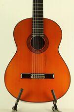 José ramírez maestro-guitarra 1a 1973 en el famoso estilo Segovia