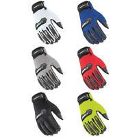 2018 Joe Rocket Velocity 2.0 Touchscreen Motorcycle Gloves - Pick Size/Color