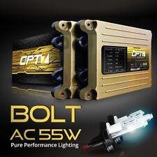 OPT7 AC 55w HID Kit Xenon H4 9003 Hi-Lo 5000K OEM White Beam Conversion Light