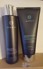 2 Kit Renew Shampoo Monat Smoothing Smooth Deep Conditioner Hair Loss  Monet
