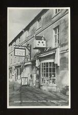 Gloucestershire MORETON-IN-MARSH Cotswold Cafe photo plain back c1960s Judges