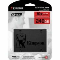 KINGSTON  HARD DISK SSD STATO SOLIDO 2,5 240GB SA400S37/240G SATA 6Gb/s