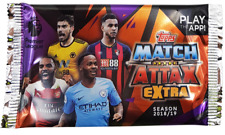 5x Packs Match Attax 2018/2019 EPL Premier League Trading Cards
