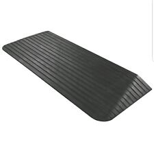 Rubber Power Wheelchair Threshold Ramps - 2""