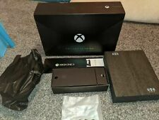 Xbox One X Project Scorpio Edition - Box + Inserts Only (+ Free vertical stand)