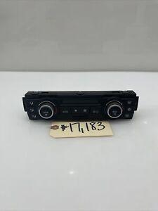 BMW 128i 135i 323i 328i 335i M3 E87 E90 Heater A/C Temp Climate Control 9182287