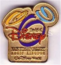 SWIRLY EAR ICON ART OF DISNEY MAIN STREET GALLERY 1998 LE 2500 SOLD OUT WDW PIN