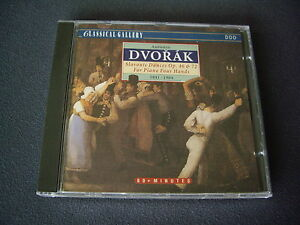 DVORAK ♫ Slawische Tänze für Klavier zu 4 Händen ♫ Toperczer & Lapsansky TOP