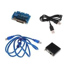 200kHz LPT Parallel to USB Adapter for Mach3 CNC Control Applications