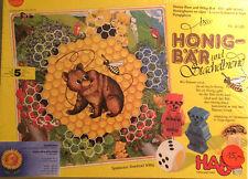 Honigbär und Stachelbiene HABA Brettspiel Familienspiel Kinderspiel OVP NEU