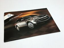 2010 Mazda CX-9 Preview Brochure