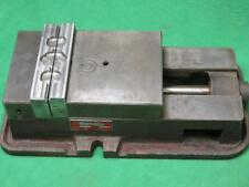 """BEMATO 6"""" DRILLING MILLING MACHINE VISE LOCK DOWN CNC CLAMPING VICE HEAVY DUTY"""