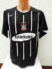 Corinthians Sao Paulo SC TEVEZ Camiseta Shirt Samsung Camisola Trikot Nike L #10