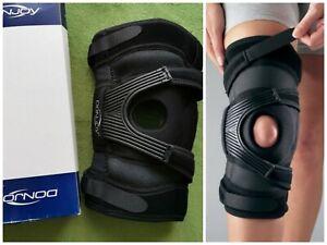 Donjoy Hinged Tru-Pull Advanced Sleeve Patella Knee Support Right Leg Size XL
