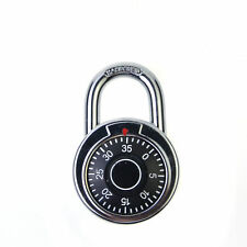 Combination Password Padlock gym locker Safe Code Lock for Dormitory Door 3-Dial