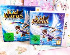Kid Icarus: Uprising 3DS Spiel + Box Nintendo PAL   Zustand Sehr Gut