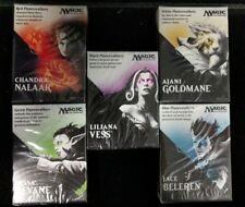 Magic MTG New Sealed Planeswalkers PAX 2014 Sample Starter Full Set 5-Deck A5-9