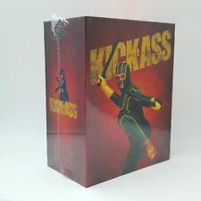 Kick-Ass - Blu-ray Steelbook One-Click Box Set (2019) / NOVA