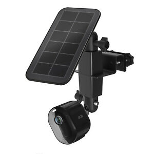 2 in 1 gutter mount for Arlo Pro 4/Pro3/Ultra and solar panel cameras