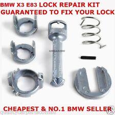 BMW X3 E83 FRONT right / Left  Door Lock Cylinder Repair Kit 2004-2010 NEW !!!!