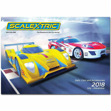 SCALEXTRIC C8183 Catalogue Jul - Dec 2018