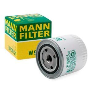 Mann-filter Oil Filter W920/21 fits Renault 20 127_ 2.0 (1272)