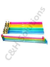 Color Acrylic MahJong Pushers 18'' - Set of 4 And Color Acrylic MahJong Racks 18