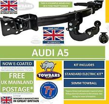Flange Towbar for Audi A5 S5 Coupe, Sportback Convertible 2007 to 2017 T8 TA1016