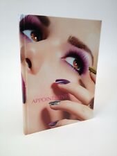 Premium Nail 6 Column Appointment Book - Salons, Beauticians, Hairdressers ....