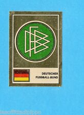 FOOTBALL CLUBS-PANINI 1975-Figurina n.67- GERMANIA BRD -SCUDETTO -Rec