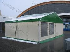 Festzelt Partyzelt Bewirtungszelt Gastrozelt Profizelt 5x3m/ 1 Dachfenster