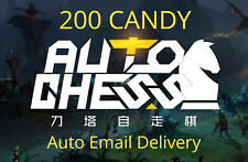 Dota2 AutoChess Auto Chess 200 Candy Code CDKEY Instant Email Delivery !