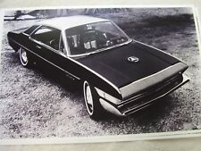 1966 STUDEBAKER CONCEPT CAR   11 X 17  PHOTO  PICTURE