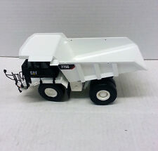 CAT 775G Off Highway Dump Truck  color: white