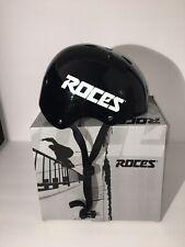 Roces Aggressive Skate Helmet Black Size S