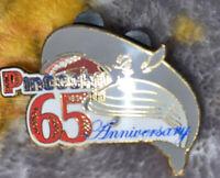 Disney Pin 43459 Pinocchio 65th Anniversary Monstro Whale LE 1000