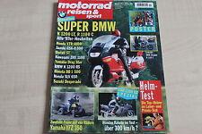 164791) BMW R 1100 C - Motorrad Reisen Sport 10/1996