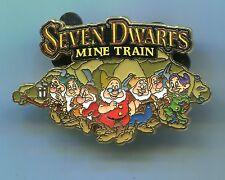 Disney Pin 107500 WDW   New Fantasyland Grand Opening - Seven Dwarfs