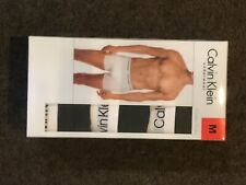 Brand new authentic Calvin Klein Element Trunk 3 Pack Size M Color