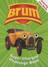 Brum: Super Charged Challenge Book,Sally Byford