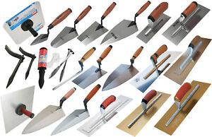 Marshalltown Brick Trowel, Plastering Trowel, Finishing Trowel, Hawk, Tools Set