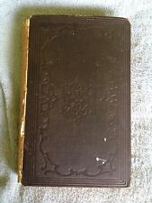 The Life of Major General Zachary Taylor / H. Montgomery - Hardback Book - 1847