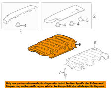 Chevrolet GM OEM 14-18 Corvette Engine Appearance Cover-Upper Cover 12643576