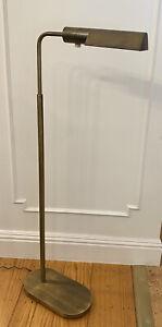 Casella extension Pharmacy Floor Lamp- Antique Brass