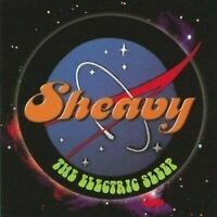 SHEAVY - THE ELECTRIC SLEEP NEW VINYL RECORD